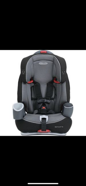 Graco Nautilus™ PLUS 3-in-1 Car Seat for Sale in Carneys Point Township, NJ