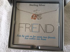 Friend necklace for Sale in Annandale, VA