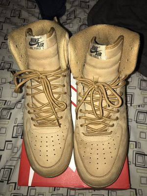 Air Force 1 wheats for Sale in Silver Spring, MD