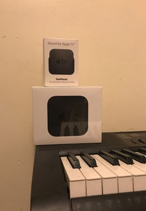 Apple TV and mount for Sale in Randolph, MA