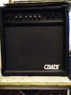 Crate practice amp Thumbnail