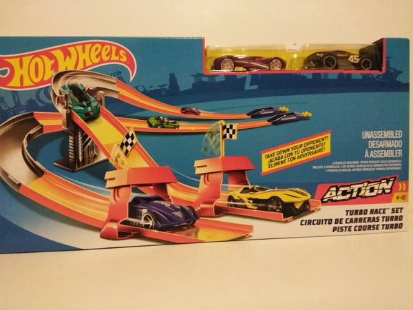 Circuito Hot Wheels : Hot wheels turbo race set for sale in los angeles ca offerup