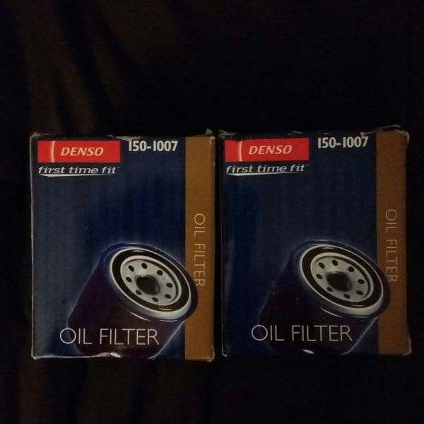 DENSO Oil filters Nissan/Suzuki for Sale in Tampa, FL - OfferUp