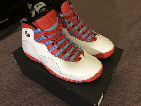 d76407c6f94e25 Air Jordan Retro 10 Size 9 for Sale in Elgin