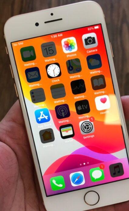 iPhone 8 unlocked plus warranty