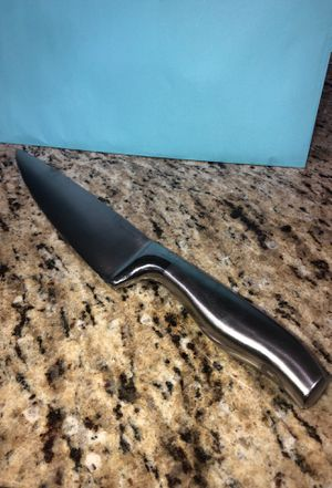 "8"" Eight Inch Stainless Steel Chefmate Chefs Knife for Sale in Auburn, WA"