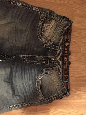 Photo Rock revival jeans 34×32