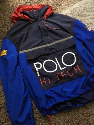 BRAND NEW Ralph Lauren Polo Hi-Tech Windbreaker for Sale in Houston, TX