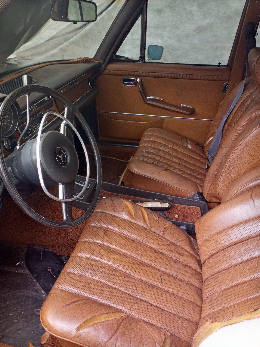 1971 Mercedes-Benz SL