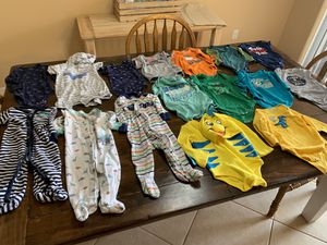 9e46b8354 $25 for whole lot! Includes 16 pieces! 6-12 month old baby boy