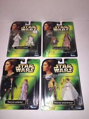 Complete 1997 Leia Collection $15 for Sale in Longwood, FL