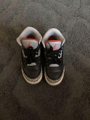 Nike AiR Jordan 3 cement for Sale in Woodbridge, VA