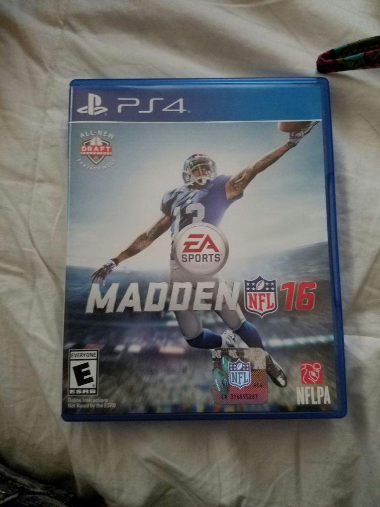 Madden 16