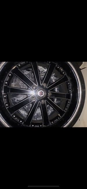 Size 20 rims for Sale in Fort Washington, MD