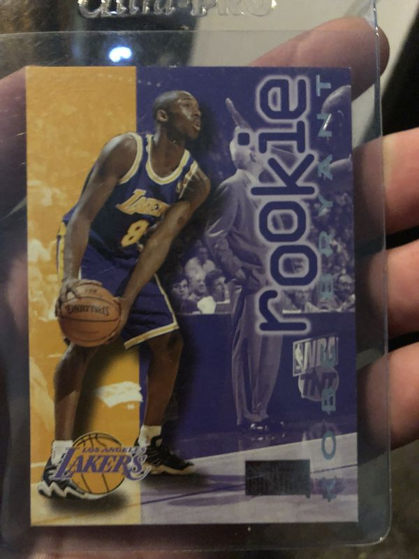 Kobe Bryant Rookie Card By Skybox For Sale In Santa Fe
