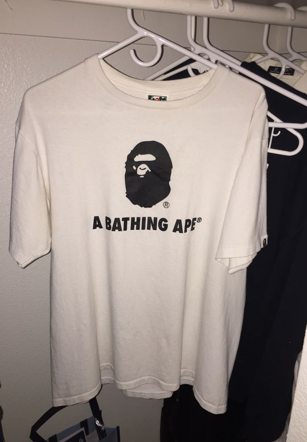 e78e3b18 Bape a bathing ape mens shirt size XL for Sale in Kirkland, WA - OfferUp