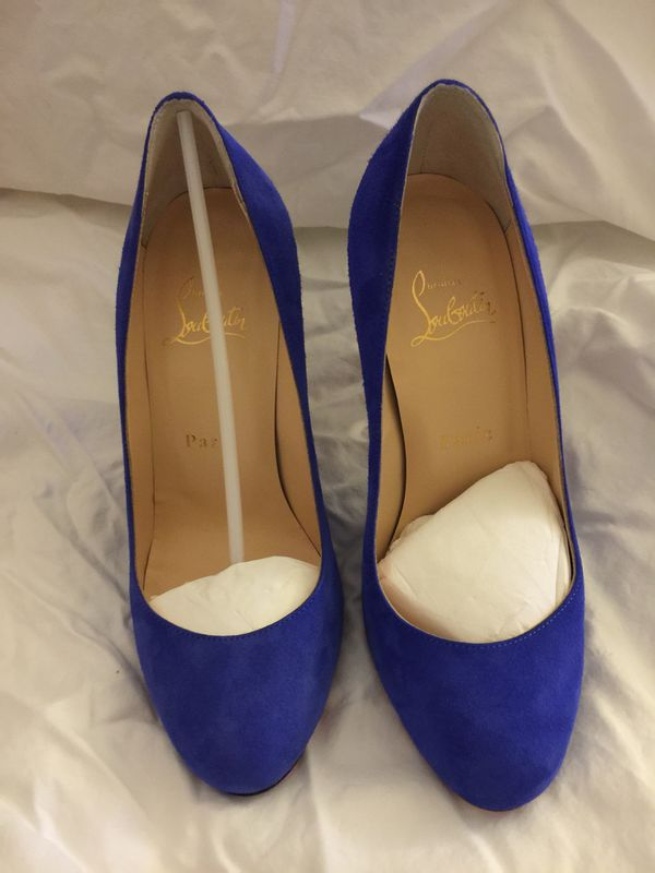 the best attitude cba2d 2a6c4 Christian Louboutin Ron Ron 100 size 36 (US 6) for Sale in Irvine, CA -  OfferUp