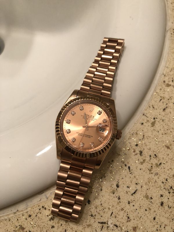 Rose Gold Watch For Sale In San Jose Ca Offerup