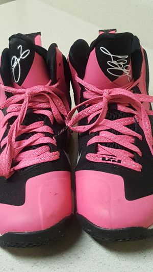 Pink and Black Lebron James for Sale in Silver Spring, MD