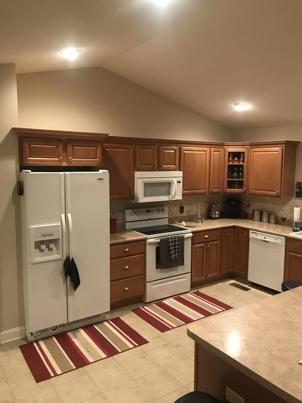 Complete Whirlpool Kitchen Appliance Set For Sale In Senecaville Oh Offerup