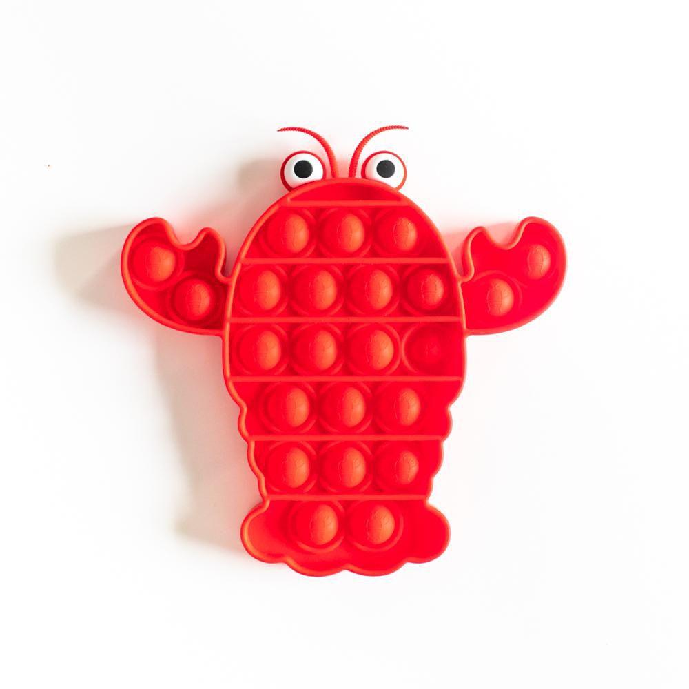 Red Lobster Pop It