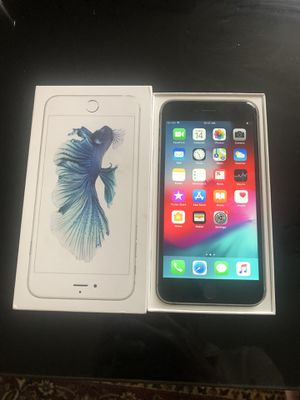 Naw iPhone 6s Plus unlocked for Sale in Annandale, VA
