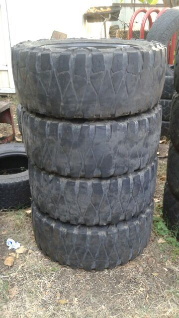 Used Mud Tires For Sale >> Used Nitto Mud Tires 35x12 50r20 For Sale In Fort Worth Tx
