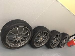 """Volk Ce28n 18"""" 5x114.3 for Sale in Chicago, IL"""