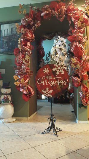 Huge Christmas greeting sign for Sale in Avondale, AZ