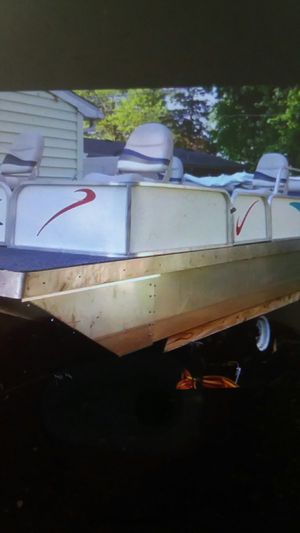 New And Used Pontoon Boat For Sale In Chicago Il Offerup
