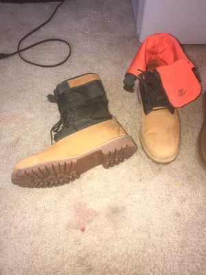 Timberland gaiters / mens uggs for Sale in Germantown, MD