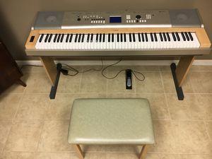 Yamaha YPG 625 88 key keyboard organ for Sale in Lynchburg, VA