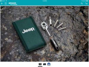 Torx tool kit for Jeep Wrangler tops for Sale in Golden Oak, FL