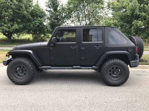2011 Jeep Wrangler Unlimited Sport for Sale in District Heights, MD