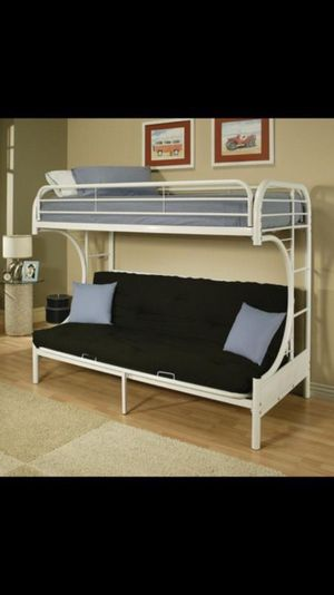 Brand New Futon Bunkbed For In Milwaukee Wi