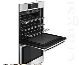 New in box Bosch 800 Series Convection Double Wall Oven Year Warranty  Thumbnail