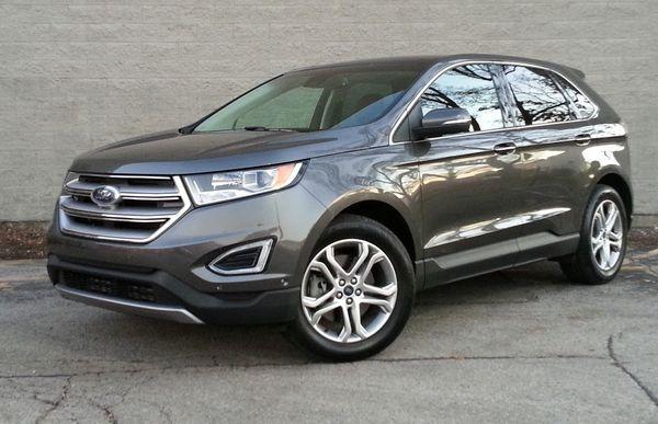 Ford Edge Titanium Wheels Rims Tires