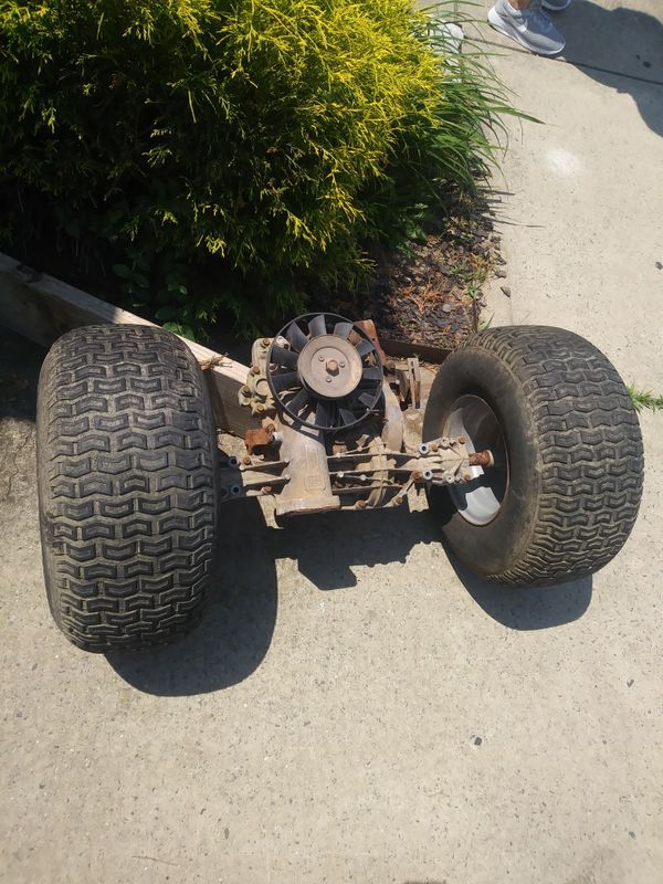 Lawn mower transmission/transaxle for Sale in Concord, NC - OfferUp
